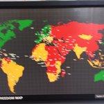 Press Freedom Map