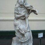 Escultura exposta