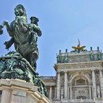 Neue Burg, Vienna Austria