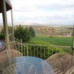 View from Los Altos porch