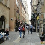 Streets of Lyon - Fourviere