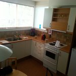 Kitchen, apartment 110
