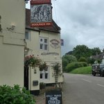 Woolpack In in Chilham.