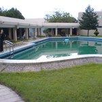 Dom't swim in this pool