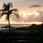 Beautiful Sanibel sunset.