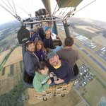Up, Up and Away with Portland Rose Balloons