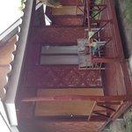Our cute cabana