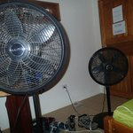 If you don't do well with humidity/heat and no a/c available, these make a difference.
