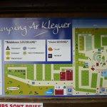 Map of Ar Kleguer