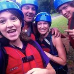 Book the rafting package!