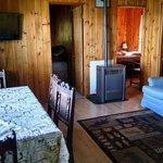 Cabin 6 (red cabin)