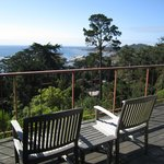 View from our deck - you could be sitting here!