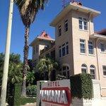 Beautiful restored hôtel in San Antonio