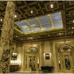Beautiful Lobby ceiling