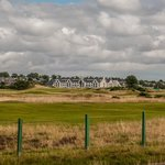 Carnoustie, from the Championship Course