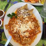 Chilaquiles simples