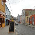 ruas de cerro alegre