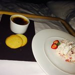 Room service :)
