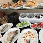 Desayuno Bufette