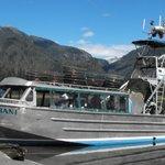 42 foot MV Nekhani Day Tour Vessel