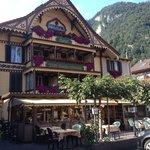 Foto de Post Hardermannli Hotel