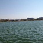 Pontão do Lago Sul em agosto de 2014
