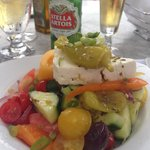 Mad Greek Salad