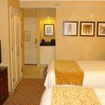 Clásica y Moderna, camas de gran amplitud