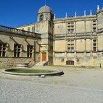 O castelo - Vista externa