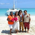 Our Wedding @ Little Water Cay  Providenciales, Turks and Caicos