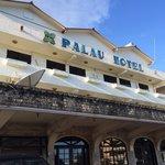 パラオホテル