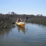 Pre-season Kayak in May