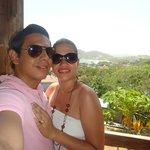 Mi esposa y yo Vista al Mar