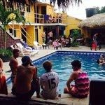 Foto de Nirvana Hostel Taganga