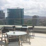 executive lounge deck
