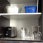 Well kitted out kitchen