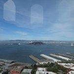 Vista da cidade a partir da torre