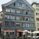 Zunfthaus on Munsterhof - delightful.