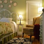 Newly redecorated Dogwood Room