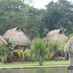 Cabaña en la Laguna Azul