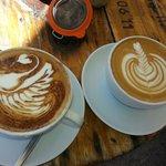 Best coffee on the coast!