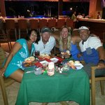 Dining at Iron Shore Grill