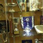 Trophys galore