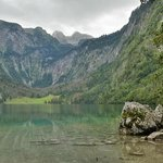 Obersee a 15 min walk from koenigsee
