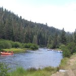 Scenic, paved the trail along the beautiful Truckee River, great for hiking, biking, blading...!
