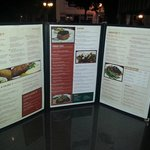 Crawdaddy's Menu