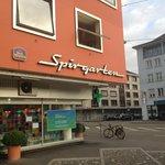 Photo de BEST WESTERN Hotel Spirgarten
