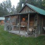 1920 Homestead Cabin