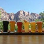 Flight of all 6 beers