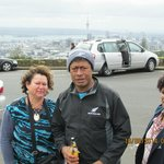 Roseann, Sepo and Savira, Mt Eden
